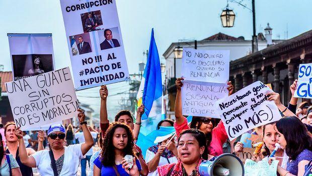 Democracias de la región no pueden con la corrupción