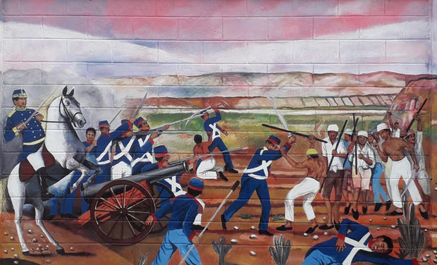 Cultura auspicia proyecto de muralización con la participación destacados artistas plásticos