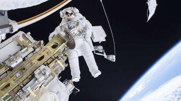 60 años de la NASA, una memoria fotográfica de la conquista del espacio