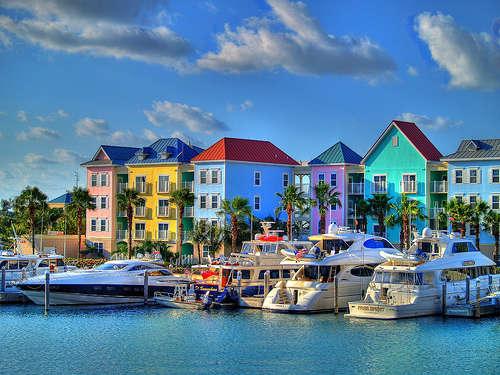 Nassau, Las Bahamas.