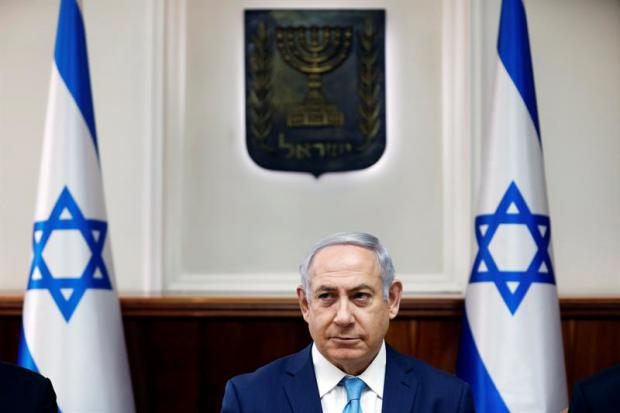 primer ministro, Benjamin Netanyahu