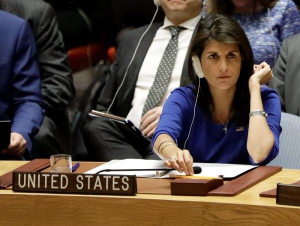 EE.UU. volverá a llevar la situación en Venezuela al Consejo de Seguridad