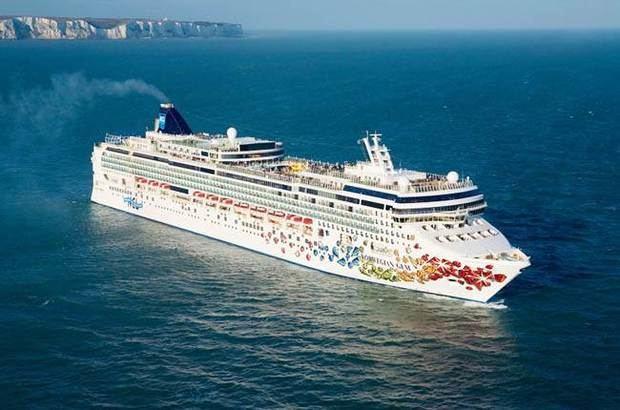 Nicaragua recibe 2.329 turistas en el crucero Norwegian Gem