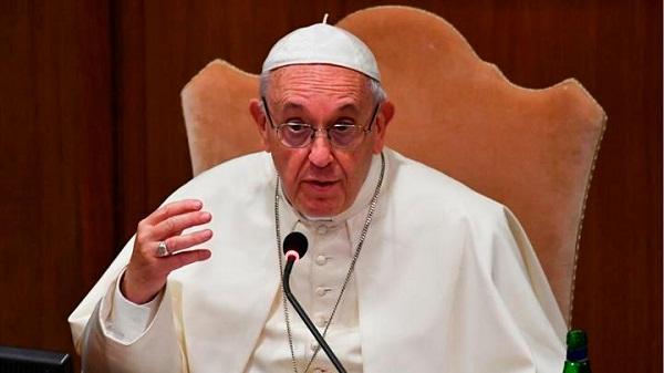 """Papa Francisco envía carta a Daniel Ortega y dice que """"nunca es tarde para el perdón"""""""
