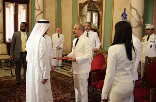 Bader Almatrooshi, embajador extraordinario y plenipotenciario de los Emiratos Árabes Unidos.
