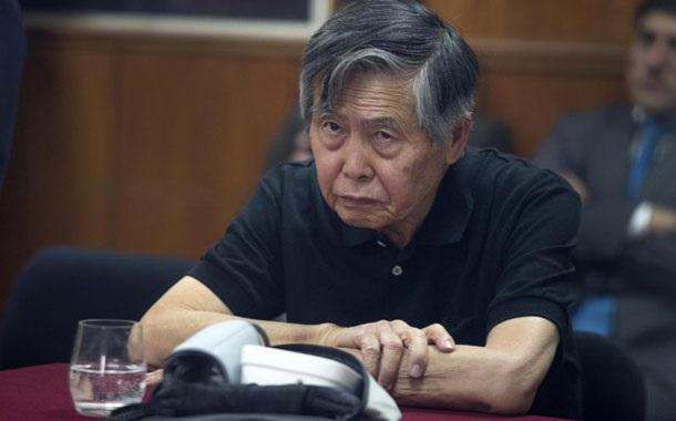 Fujimori está hospitalizado nuevamente por nulidad del indulto