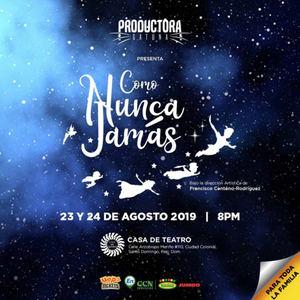 «Como nunca jamás», una obra a beneficio de Aldeas Infantiles SOS.