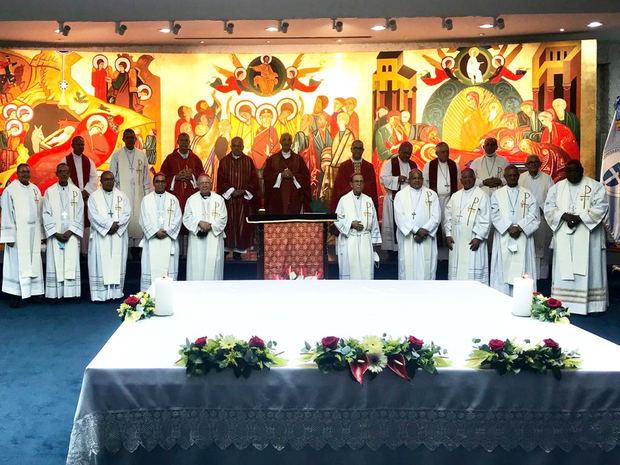 Los obispos dominicanos se reúnen para elegir su nueva directiva