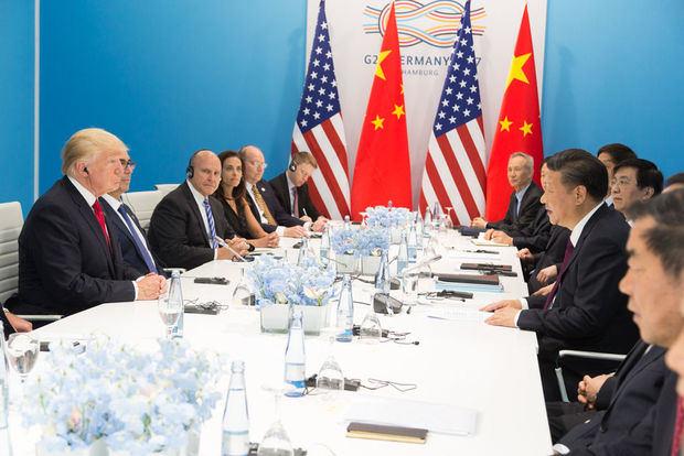 Las tensiones comerciales están afectando menos a EEUU que a Europa o China