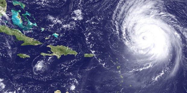 Durante la noche se ha desplazado sobre la costa sur del país la primera onda tropical de la temporada 2019.