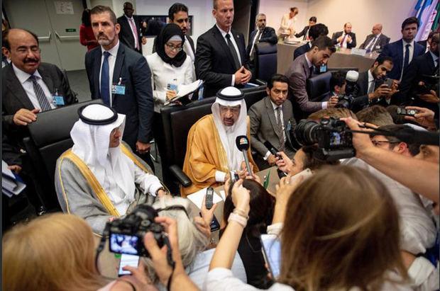 OPEP acordó este lunes en Viena prorrogar hasta el 31 de marzo de 2020 el recorte de la producción que entró en vigor en enero.