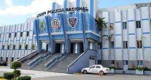 Palacio de la Policia Nacional.
