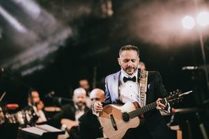 """Pavel Núñez presenta este sábado """"Big Band Núñez Oratoria Mode""""."""