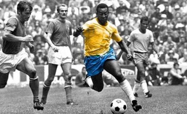 La intrahistoria del primer gol de Pelé: 'Nadie imaginaba que sería el mejor'.