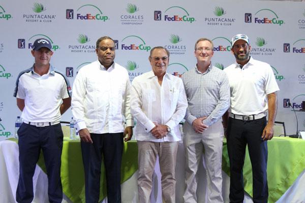PGA Tour empieza en Punta Cana este jueves