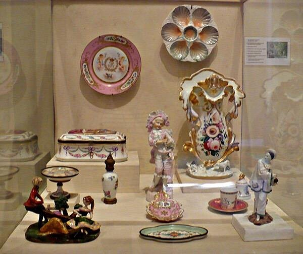 Museo de la porcelana.