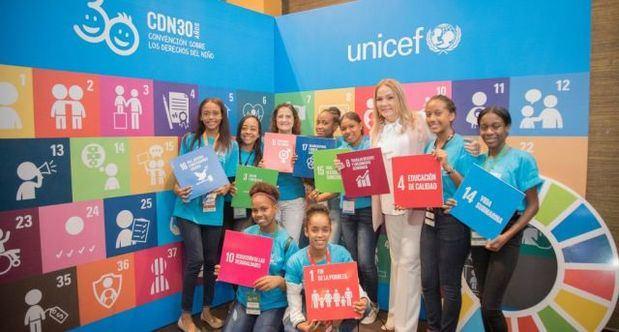 "UNICEF RD lanza campaña ""Pregúntale a tu candidato"""