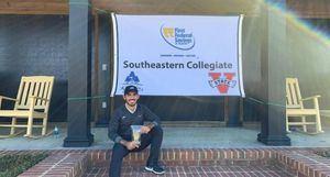 Golfista Juan José Guerra conquista el Southeastern Collegiate