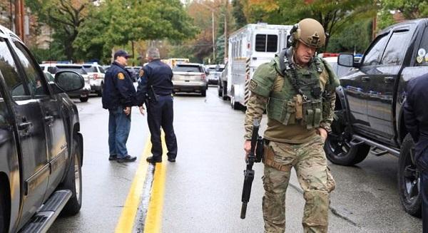 La Fiscalía considera el ataque a la sinagoga un crimen de odio, no terrorismo doméstico