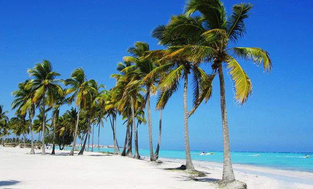 El turismo se desploma un 87.4 % en agosto en la República Dominicana