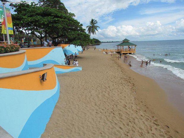 Playa Güibia, República Dominicana.