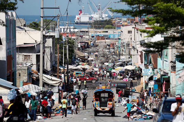 El 87 por ciento de la población haitiana está a favor de la reforma constitucional de su país.