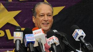 Reinaldo Pared Pérez, secretario general del Partido de la Liberación Dominicana (PLD).