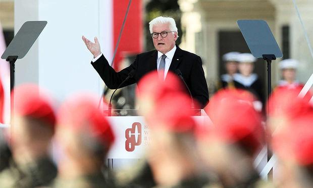 El presidente alemán pide perdón a Polonia en el aniversario de la II Guerra