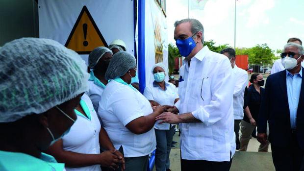 """Presidente Abinader: """"RD es un país para la esperanza, que avanza a paso seguro hacia su pleno desarrollo"""""""