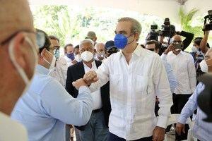 Presidente Luis Abinader realizará actividades en Santiago y Puerto Plata este fin de semana.