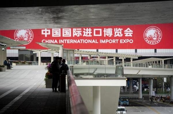 Expo Internacional de Importaciones de China