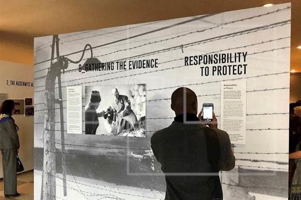 ONU pide que la Historia