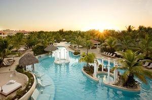 Hotel Meliá Punta Cana Beach.
