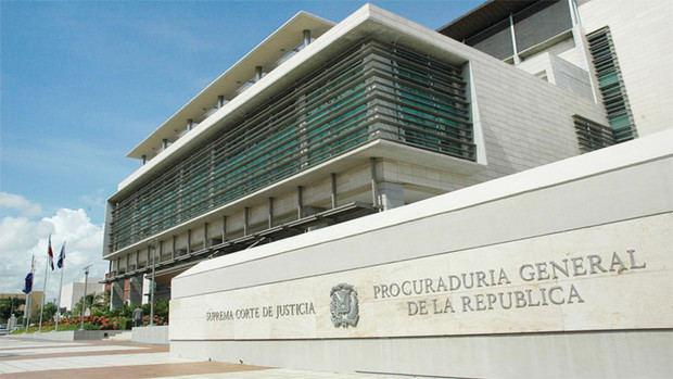 Fachada del edificio de la Procuraduría General de la República, PGR.