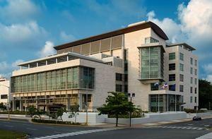Edificio de la La Procuraduría General de la República, PGR.