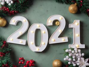Un año 2021 más saludable.