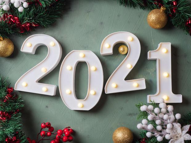 Un año 2021 más saludable
