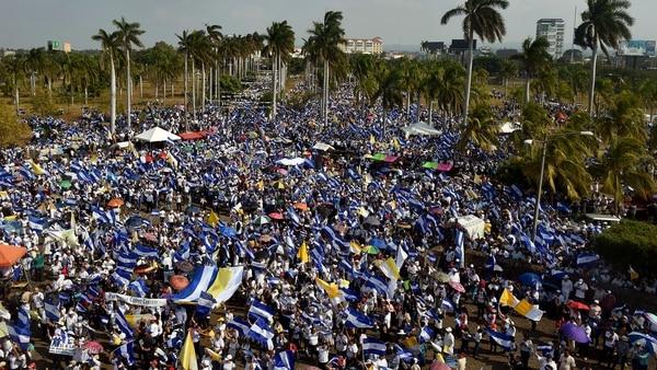 Iglesia Católica apuesta a democratizar Nicaragua a través de un diálogo
