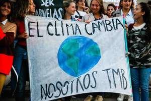 Concentraciones de jóvenes en el país por celebración de Movilización Mundial por el Clima.
