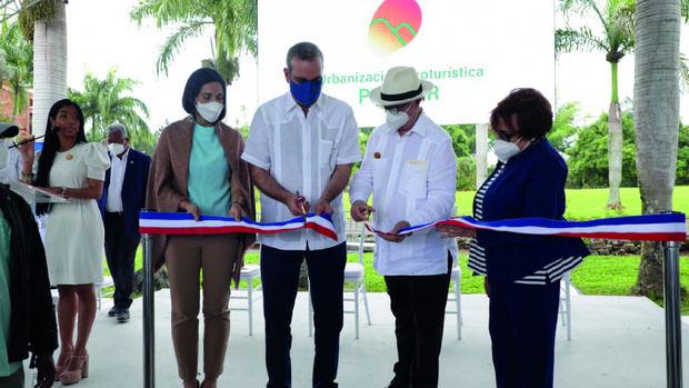 Presidente Abinader anuncia plan de obras para el desarrollo ecoturístico en Jarabacoa.