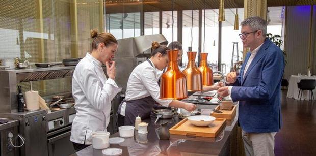 Sello español para el gran proyecto gastronómico de Lyon, Francia