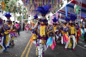 El Taimáscaro: personaje del carnaval Puerto Plata protagonizará Desfile Nacional del Carnaval 2019