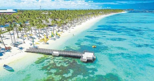 Punta Cana, un paraíso vacío por el coronavirus