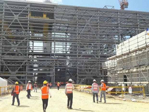 Gobierno asegura que Punta Catalina iniciará producción a finales del año