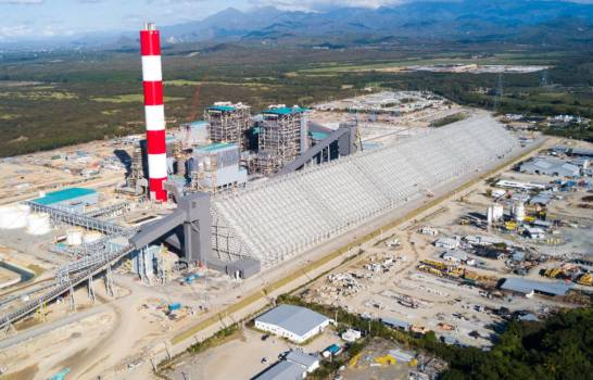 Termoeléctrica Punta Catalina.