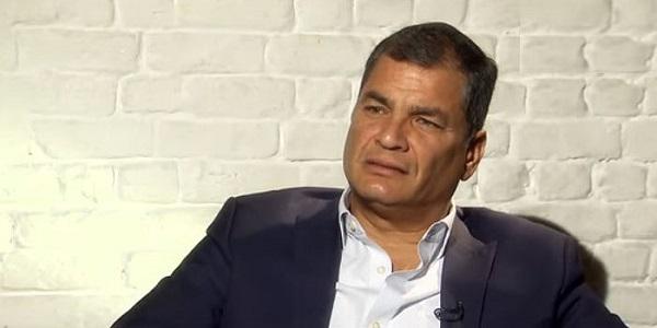 Interpol tiene hasta 23 de octubre para decidir sobre difusión roja a Correa