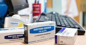 SP insta a no interrumpir tratamiento con ranitidina sin consultar al médico.