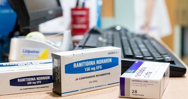 SP insta a no interrumpir tratamiento con ranitidina sin consultar al médico