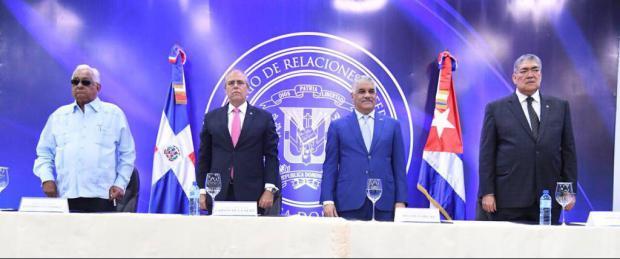 Anuncian acuerdo integral de cooperación entre Cuba y RD