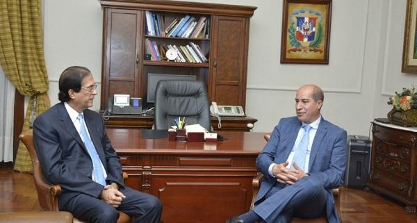 RD y Ecuador colaborarán en materia de seguridad y emergencias